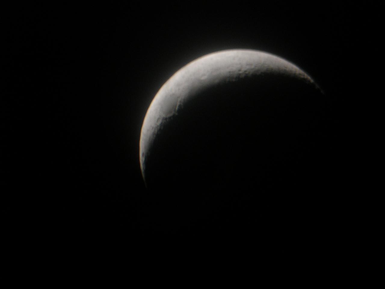 Mi primera Luna (no procesada)