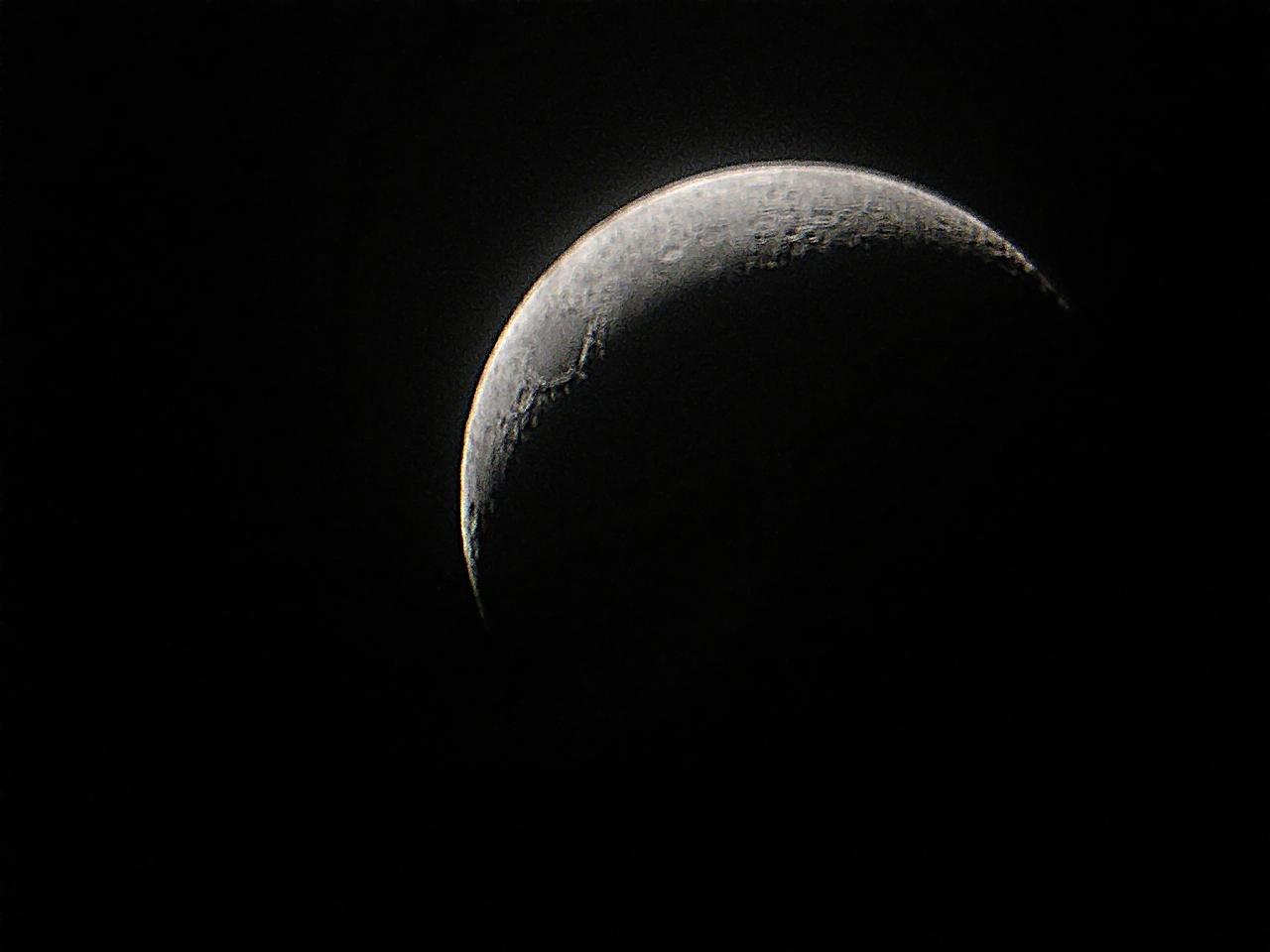 Mi primera Luna (procesada, sin ruido)